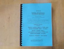 Alvis Stalwart Mk2.FV622/623.Tech handbook.Unit repairs